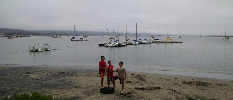 2014 Half Moon Bay Yacht and Pillar Point Harbor Coastal Cleanup - 23
