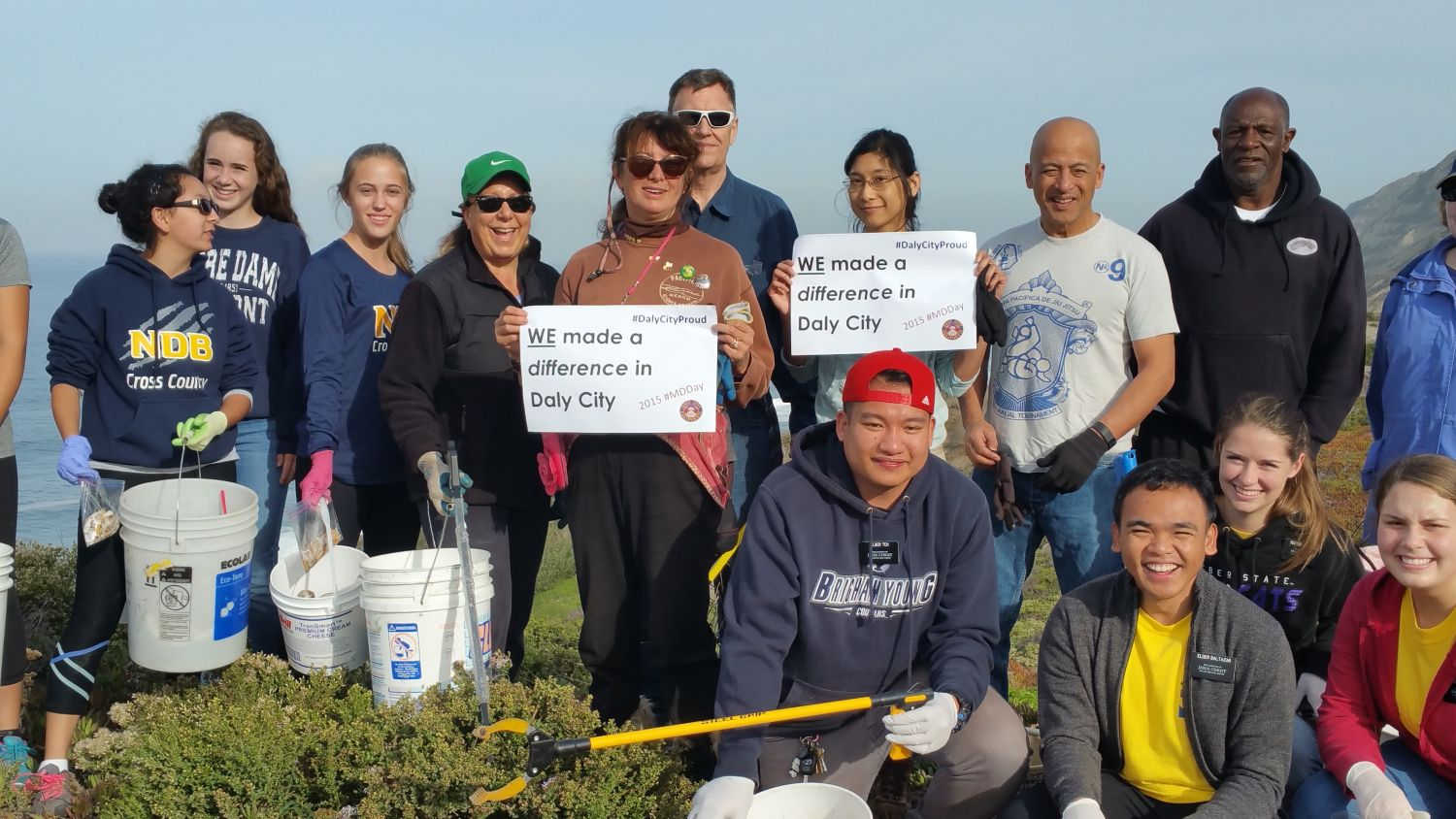 Make a Difference Day 2015 Oct 24